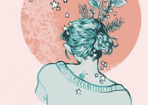 mujer-con-estrellas
