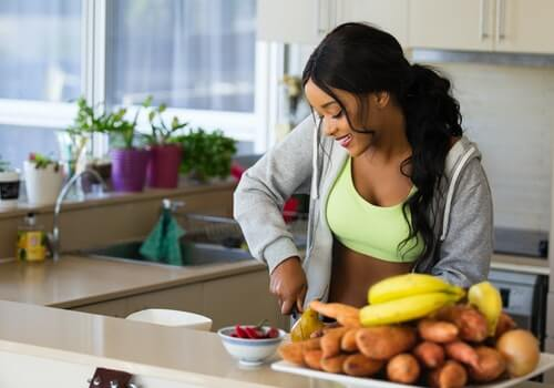 Puedes preparar tu batido natural por la mañana, antes de ir a entrenar.