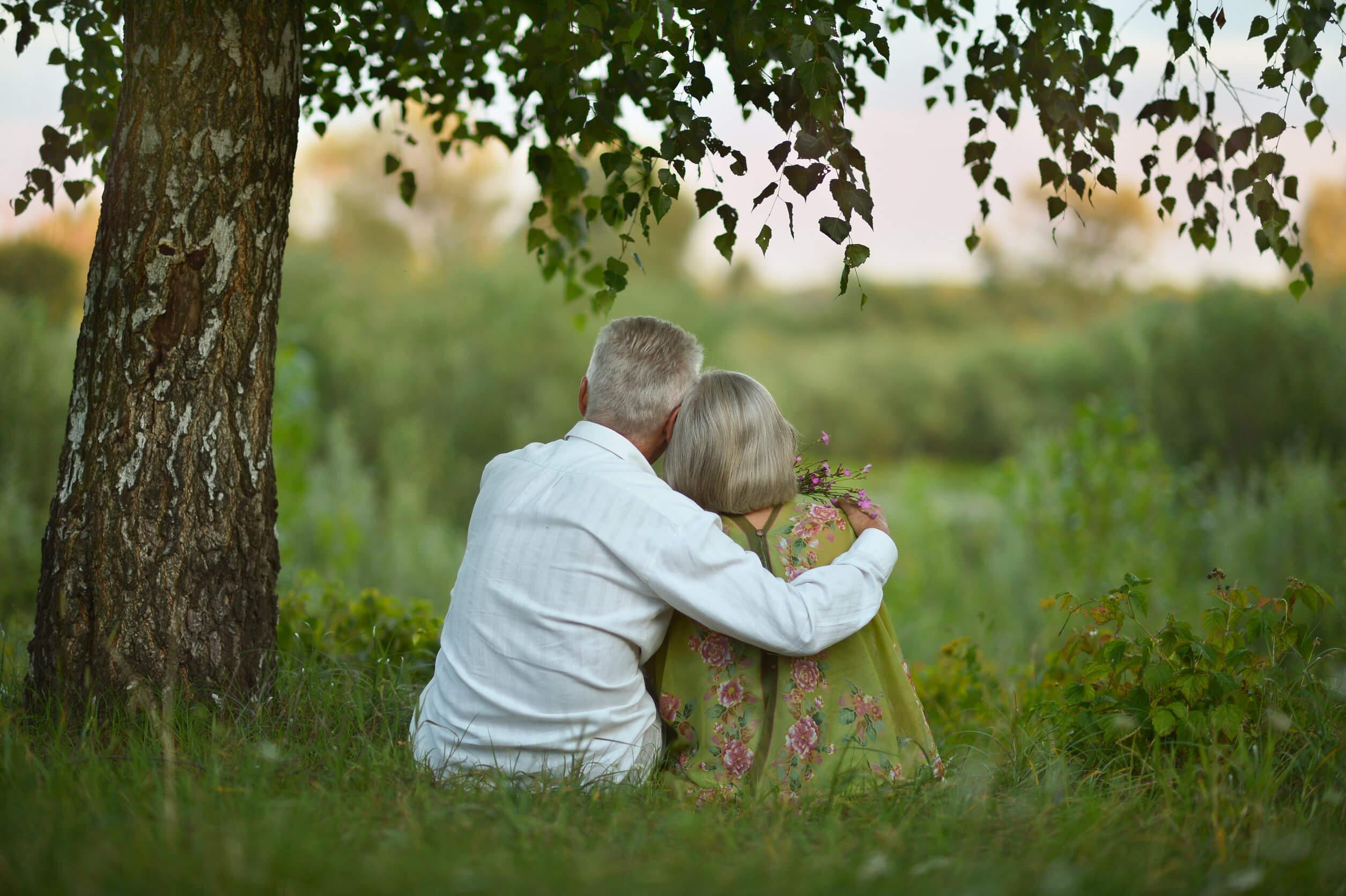 Los abuelos nunca mueren, duermen en nuestro corazón