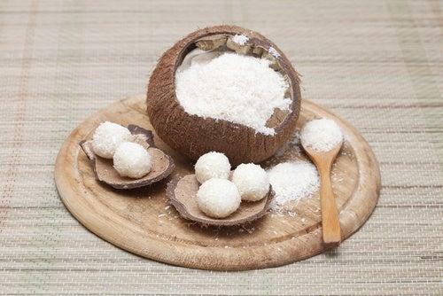 harina de coco harinas saludables
