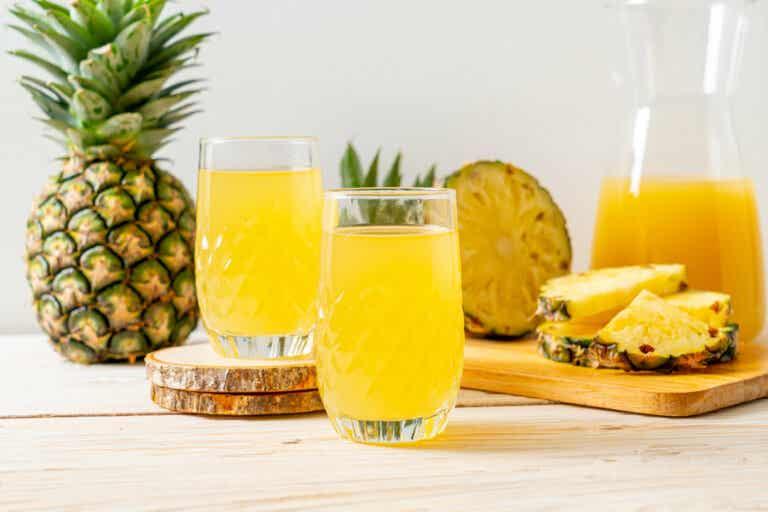 Bebida para bajar de peso y desintoxicar el organismo