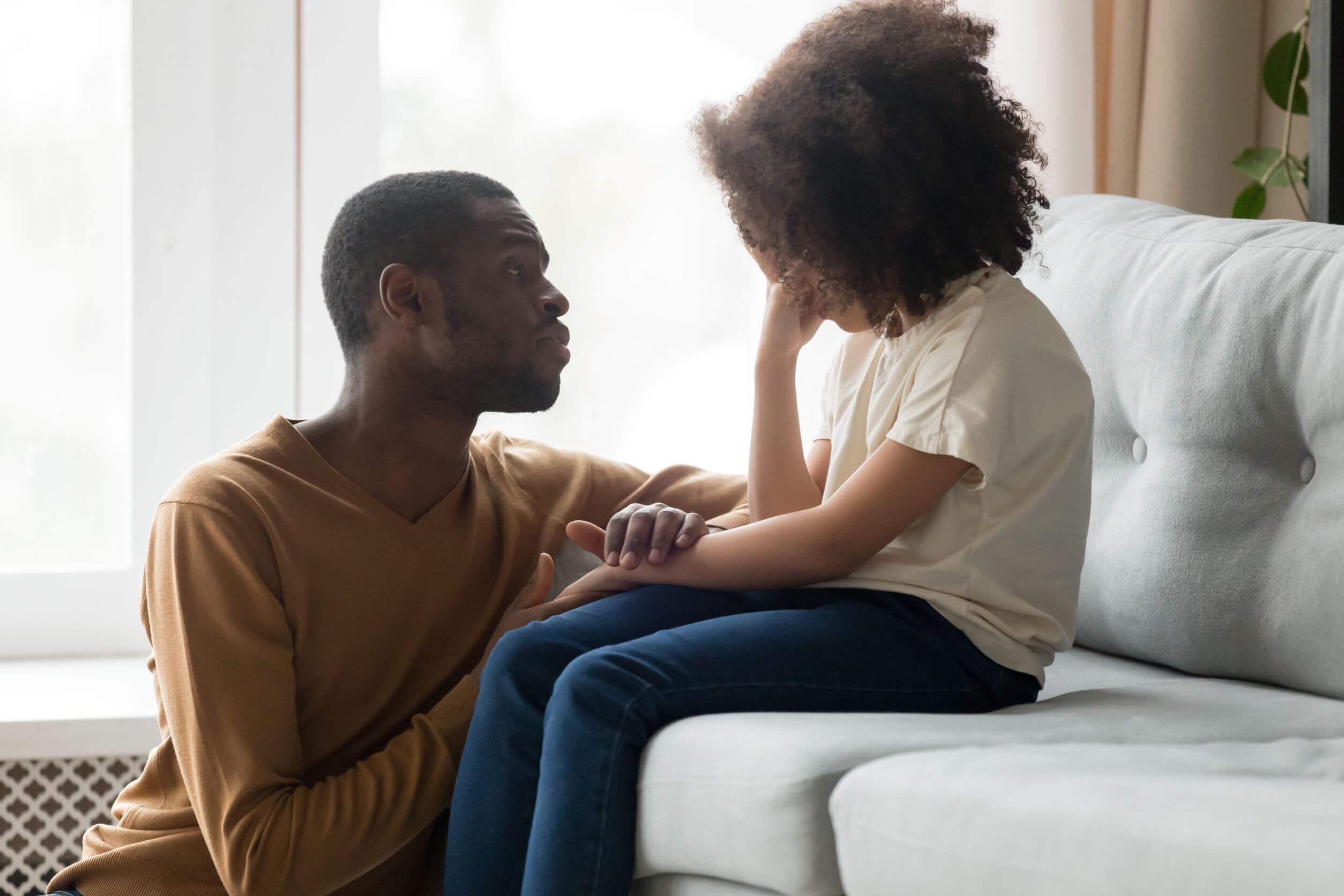 La severidad de algunas conductas pueden ser corregidas de forma amorosa.