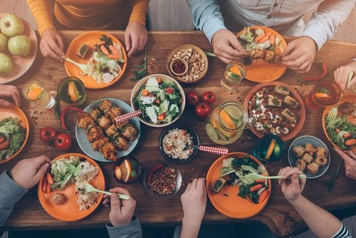 Cuántas comidas para adelgazar y ganar salud