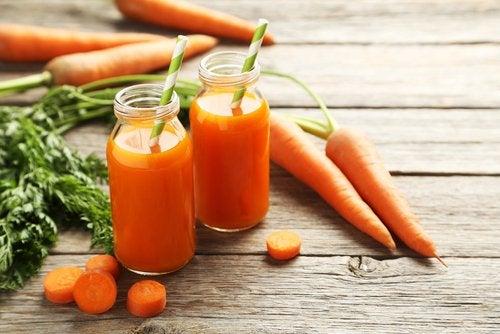 Dieta de la zanahoria