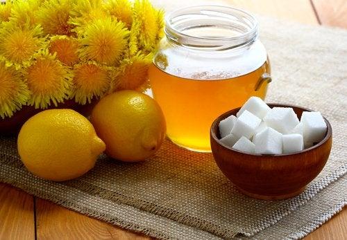 Es más saludable la miel que el azúcar
