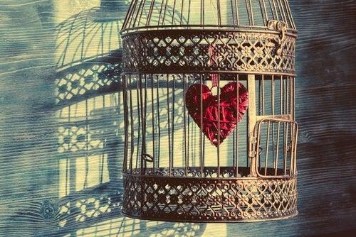 Jaula-con-un-corazón-en-su-interior