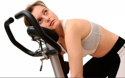 La deficiencia de potasio afecta gravemente a nuestros músculos y es causa común del cansancio.