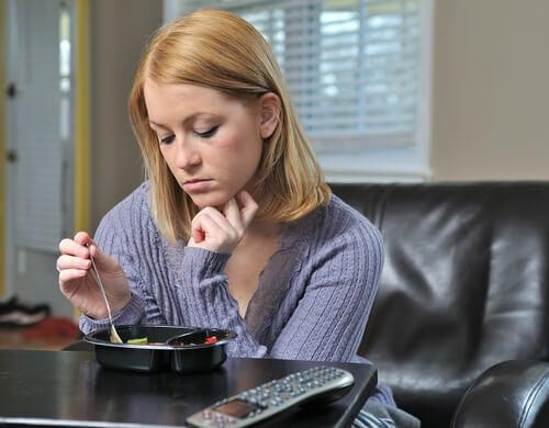 La comida ¿puede llenar un vacío emocional?