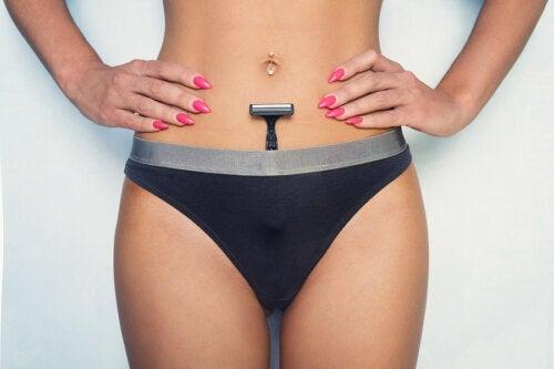 Tips para depilar correctamente el área del bikini