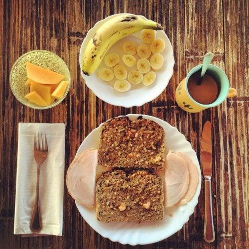 desayuno colesterol