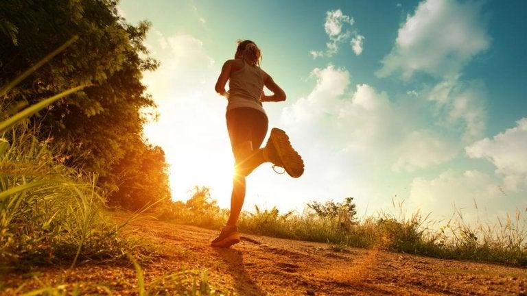 Correr te permite luchar contra las emociones negativas