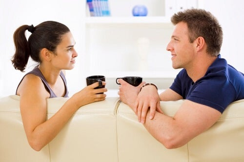 las parejas sanas se escuchan