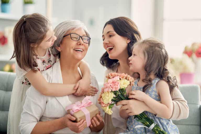 La influencia que tu mamá tiene en tu salud