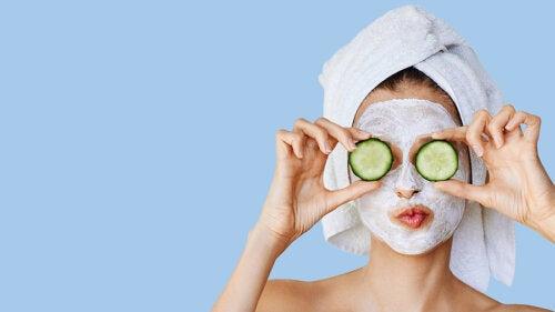 Mascarillas para eliminar las manchas en el rostro