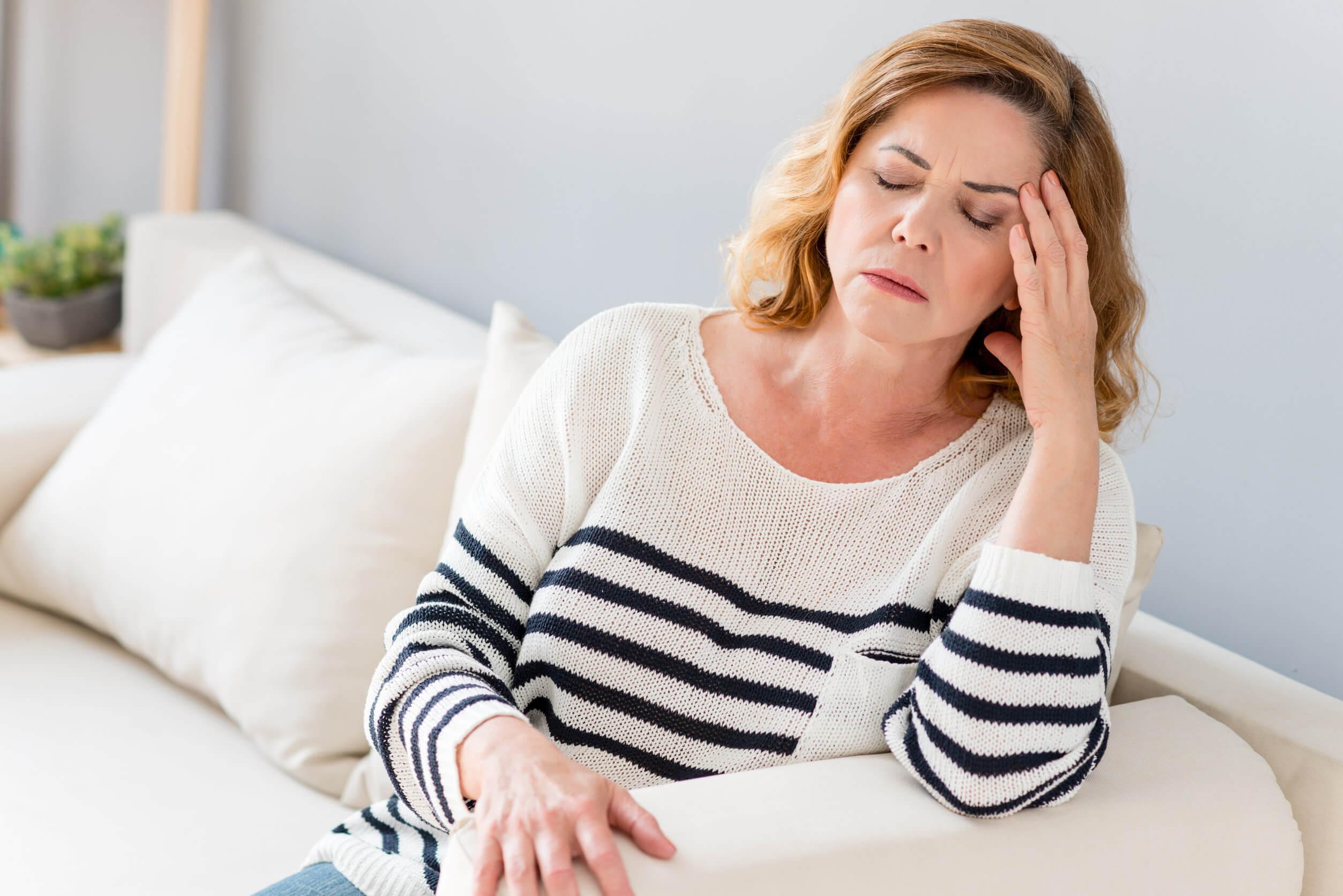 El sentido del olfato también se relaciona con las migrañas