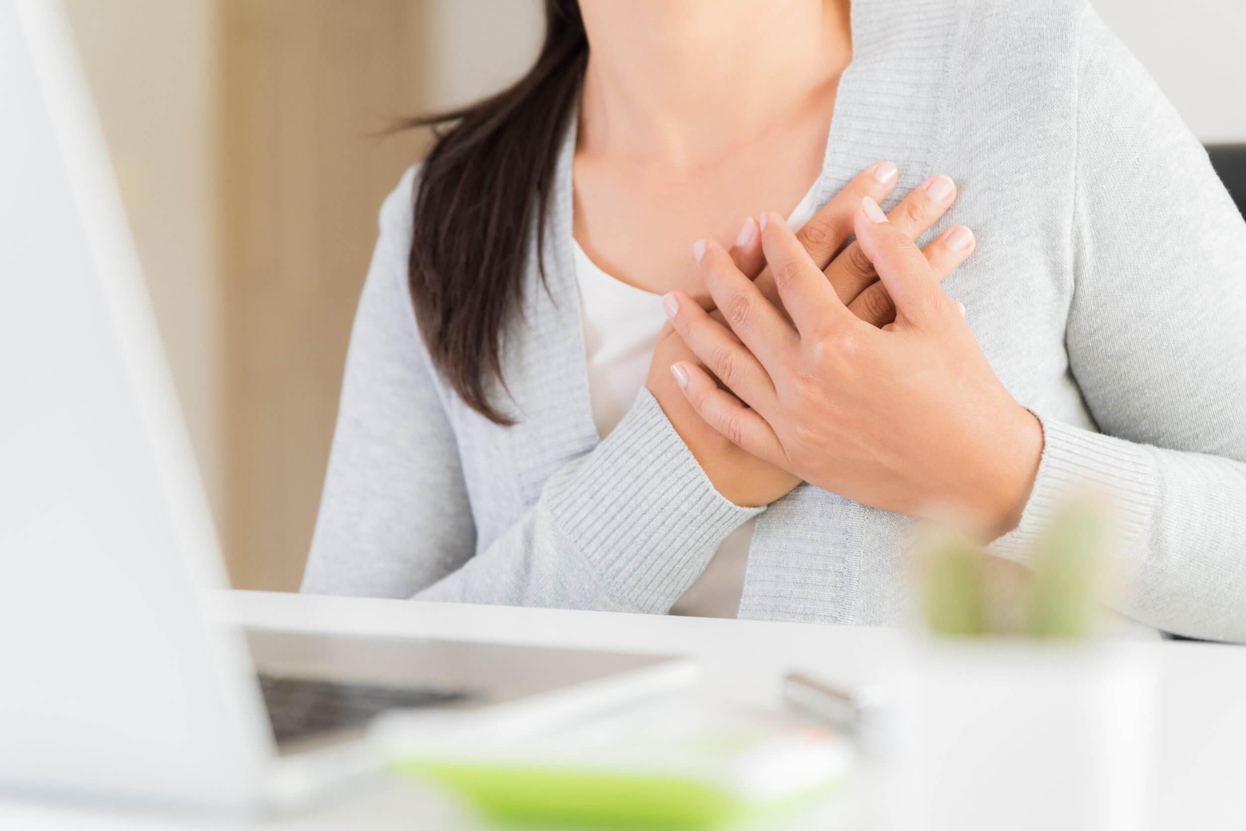 5 razones por las que duelen los senos