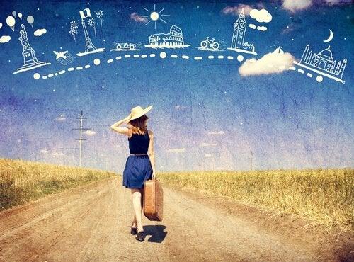 mujer-viajando-por-el-mundo