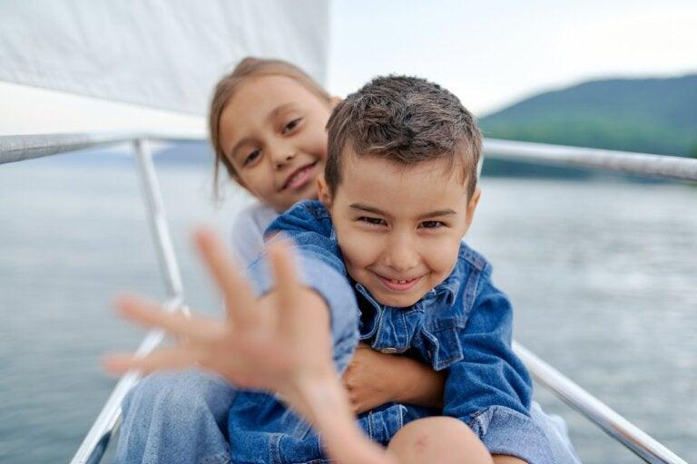 5 ventajas de ser el hermano mayor