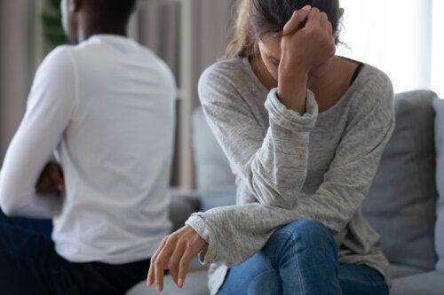 La dificultad de dejar ir a un ex