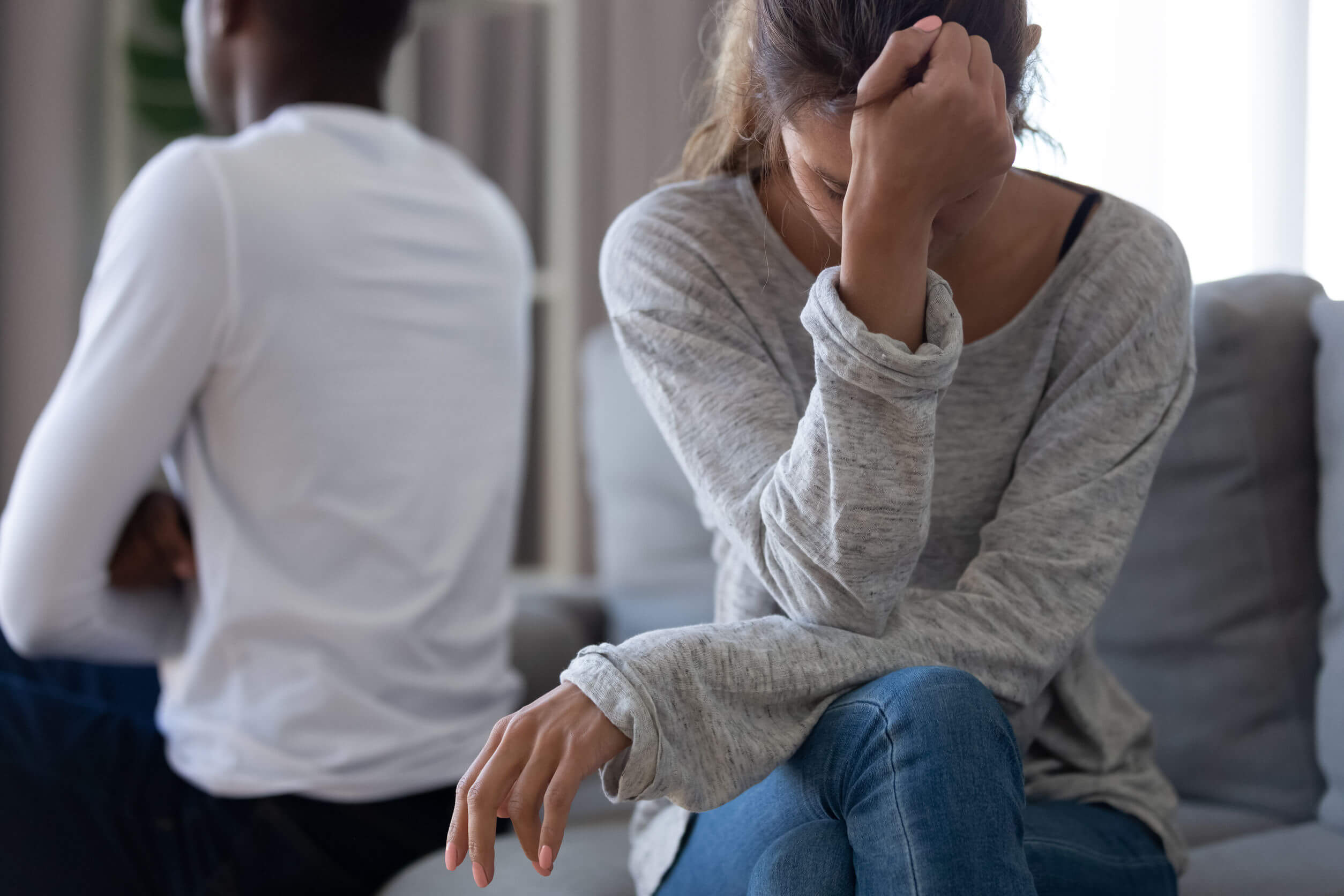 Dejar ir a un ex puede ser traumático.