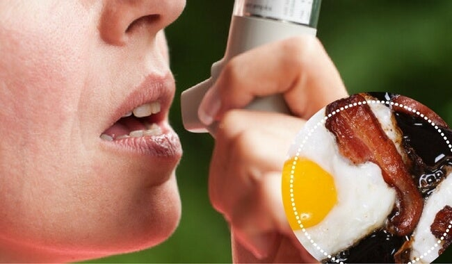 6 alimentos que los asmáticos deberían evitar siempre