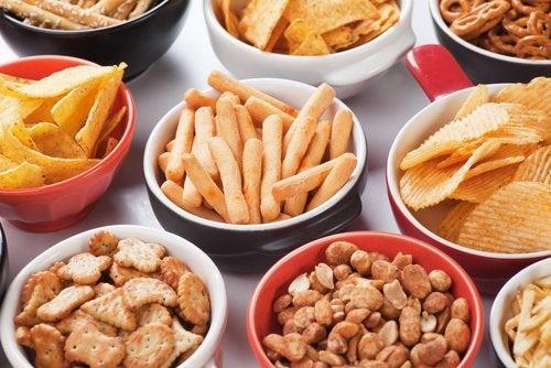 Los asmáticos deben reducir los alimentos salados