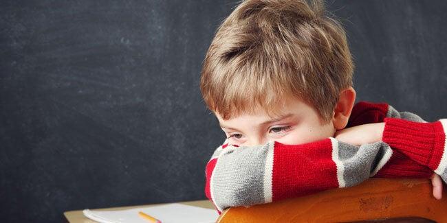 fracaso escolar cuidar de tu hijo con síndrome de tourette
