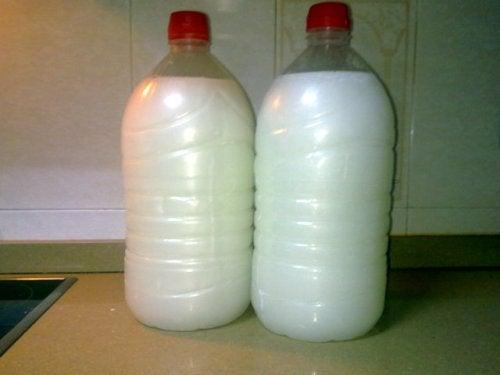 Cómo hacer jabón líquido casero y reciclado