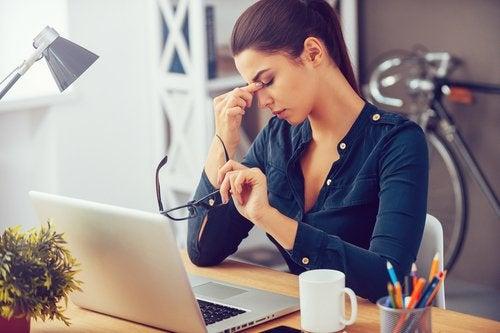 Cómo saber si sufro estrés laboral