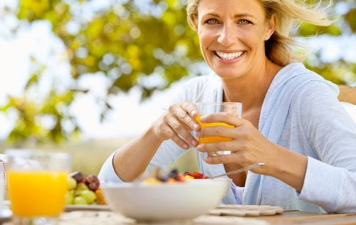 If you live a healthy live you will enjoy a healthy menopause.