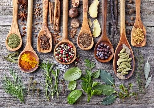 Descubre las especias para sustituir la sal en la cocina