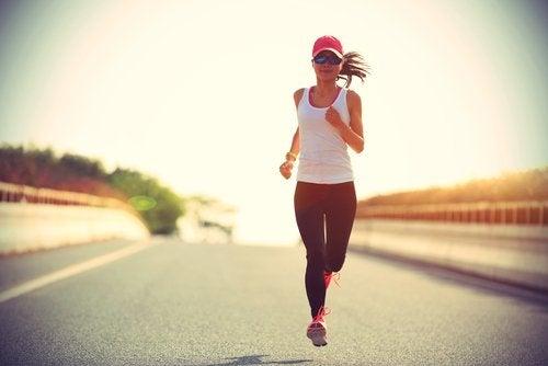 Trotar ayuda a controlar la taquicardia