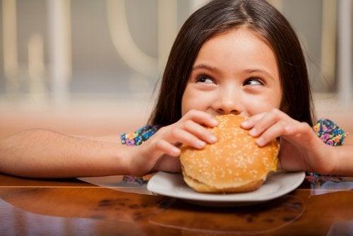 El síndrome de alimentación