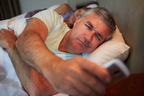 La tecnología no nos deja dormir