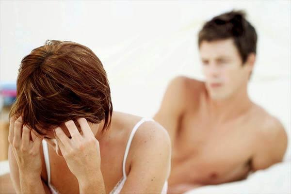 5 razones por las cuales el sexo no está siendo satisfactorio