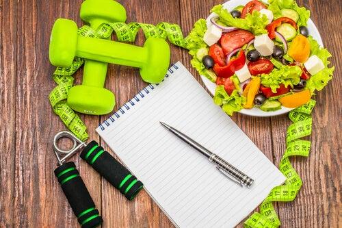 Solo podrás perder peso