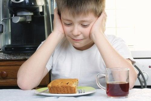 Trastorno de alimentación selectiva