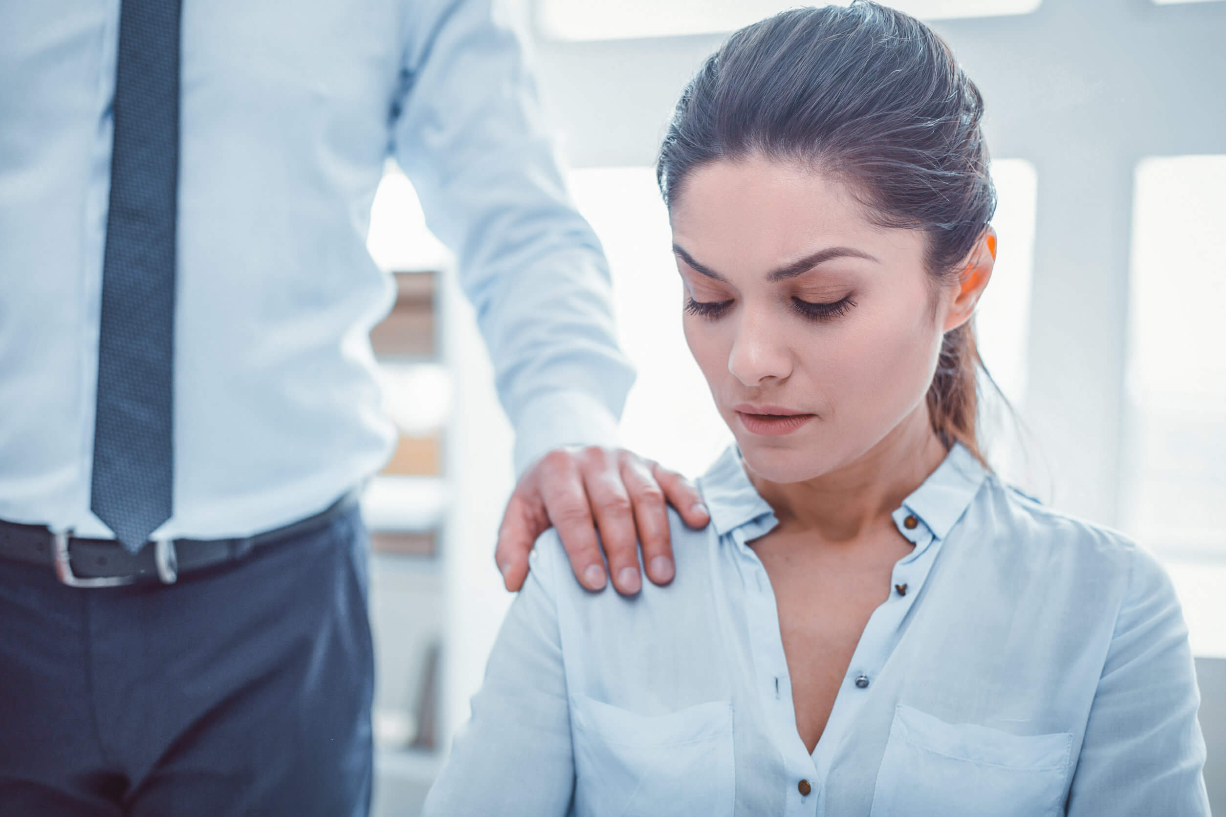 3 formas de acoso laboral en el trabajo