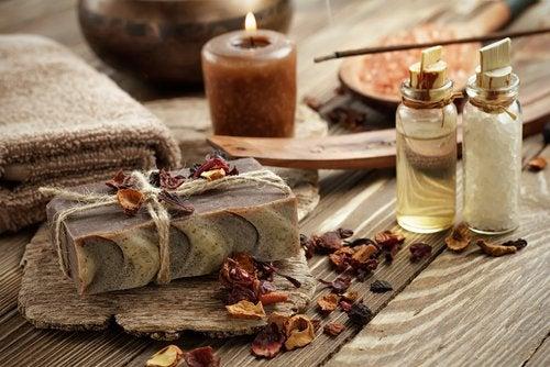 Un spa en casa: baño de especias energético y afrodisíaco