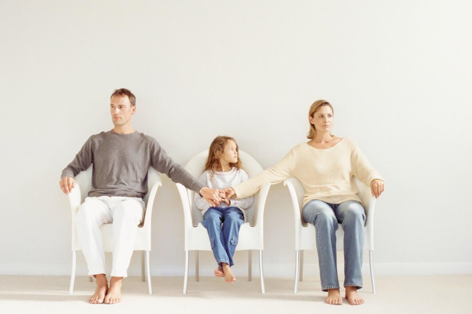 Padres separados: nunca hagas elegir a tu hijo
