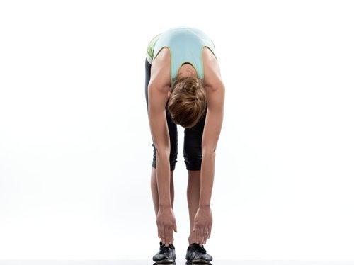 estiramientos como ejercicios para el nervio ciático