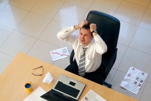 inflamación de la próstata por síntomas de estrés