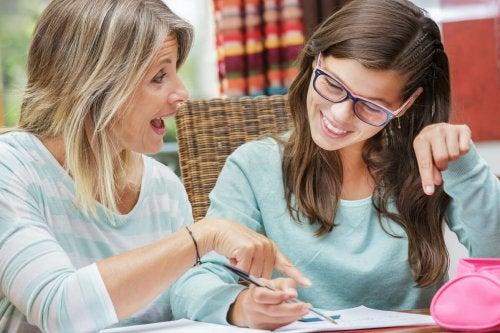 El fracaso escolar empieza a enfrentarse en el hogar