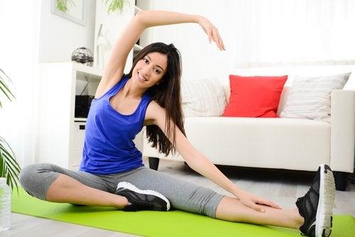 Rutina de 10 minutos para los días sin gimnasio