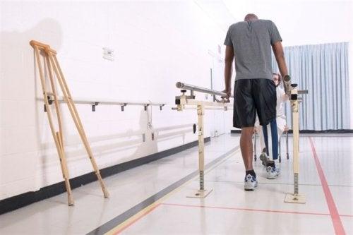Los nervios de las personas muestran cierta resistencia a crecer después de una lesión