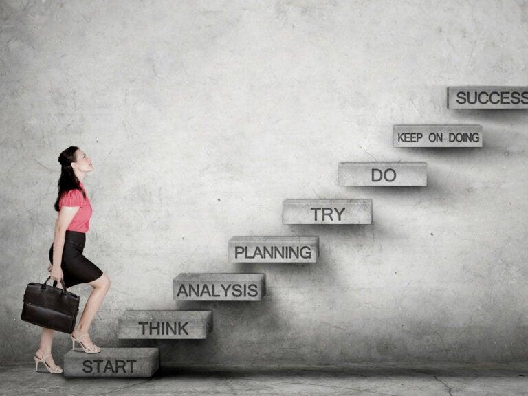 La escalera de la vida: cómo superarte día a día en 5 pasos