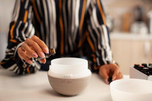Por qué deberías incorporar un difusor aromático a tu hogar
