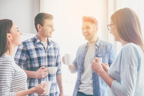 reír reduce el estrés