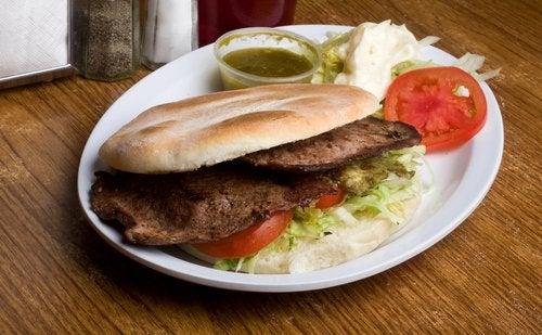 La carne magra sacia el apetito