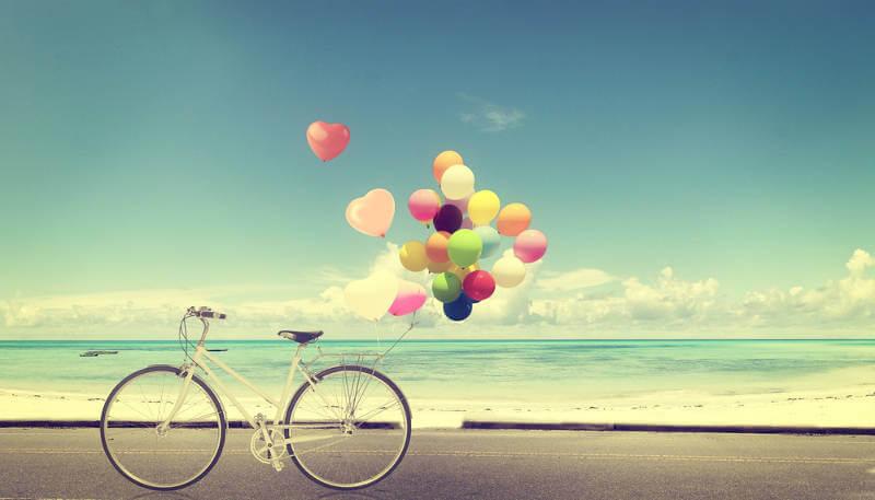 ¿Por qué buscas la felicidad cuando ya la tienes?